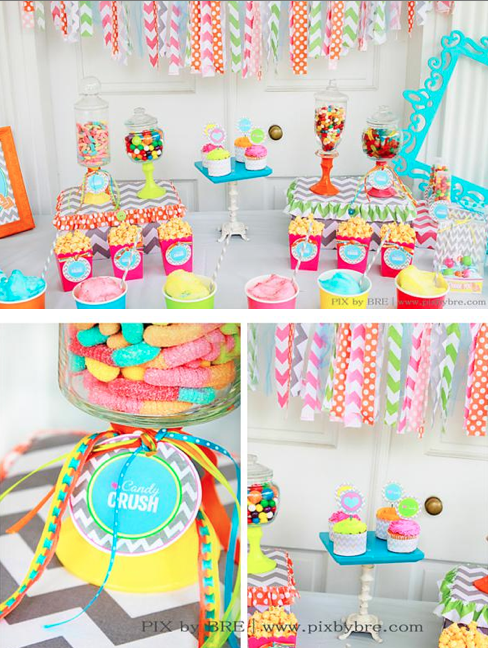 Frosted with Love: Themed Thursday: Sweet Shoppe Party
